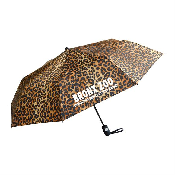 8312 - Wild Prints Folding Umbrella