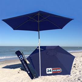 Sun Storm Beach Umbrella