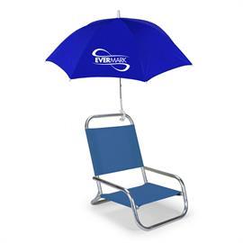 Beach Chair Umbrella with Clamp