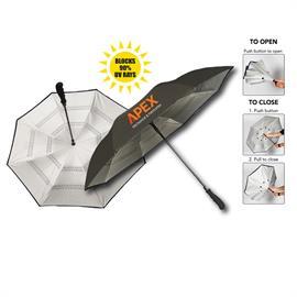 Sun Storm Reverse Open Umbrella