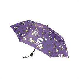 Hibiscus Print Folding Umbrella