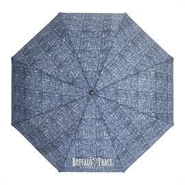 Tweeds Deluxe Auto Open Folding Umbrella