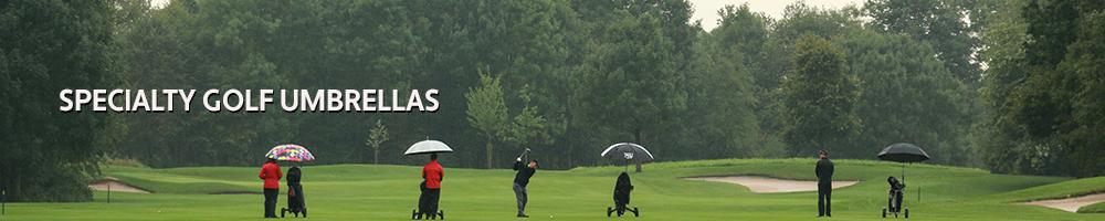 Specialty Golf Umbrellas