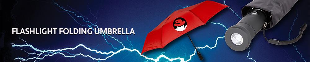 Storm Flash Flashlight Umbrella